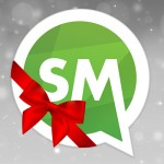 shared marketing christmas logo