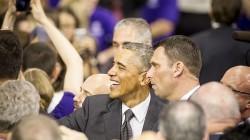 Barack Obama UQ