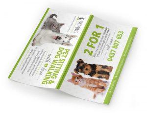 Pet Tales - Flyer Design