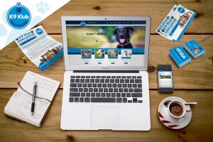K9 Klub Doggy Daycare - Branding and Website