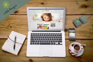 Little Bunya's - Website and Branding