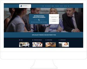 Broadwater Search - Website Design
