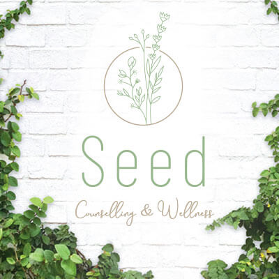 Seed Counselling and Wellness Logo