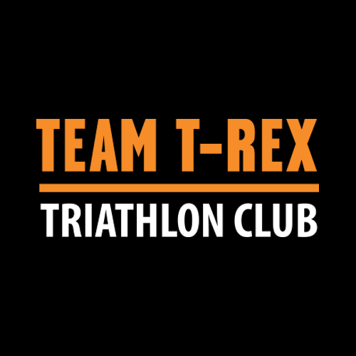 Team T-Rex Triathlon Club Logo